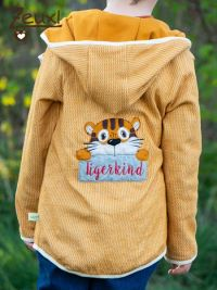 Zeuxl | Wildes Tigerkind