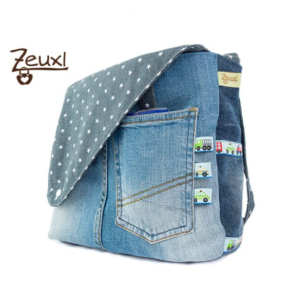 Zeuxl Upcycling Kindergartentasche